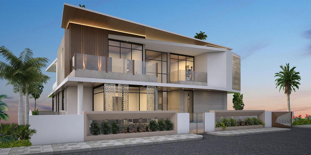 Gandhi villa